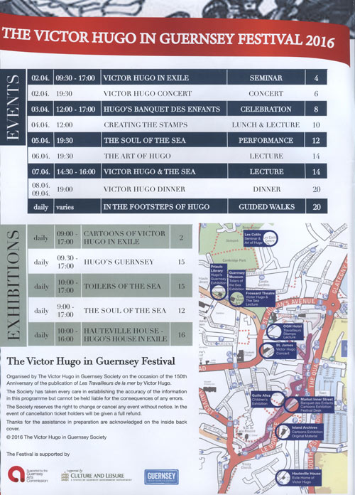 Victor Hugo Festival 2016