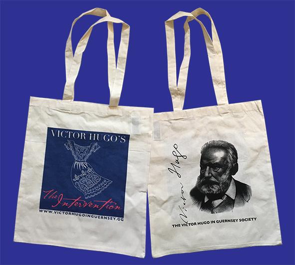 Victor Hugo Tote Bag 2018