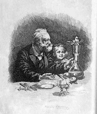 Hugo & Child Rivet